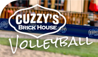 cuzzy's brick house volleyball court